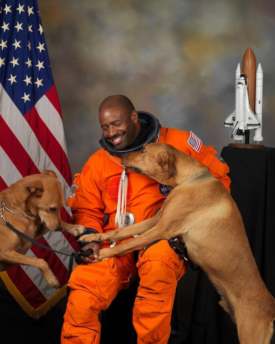 Leland Melvin On Instagram The Other Nasa Jakeandscout Pics B