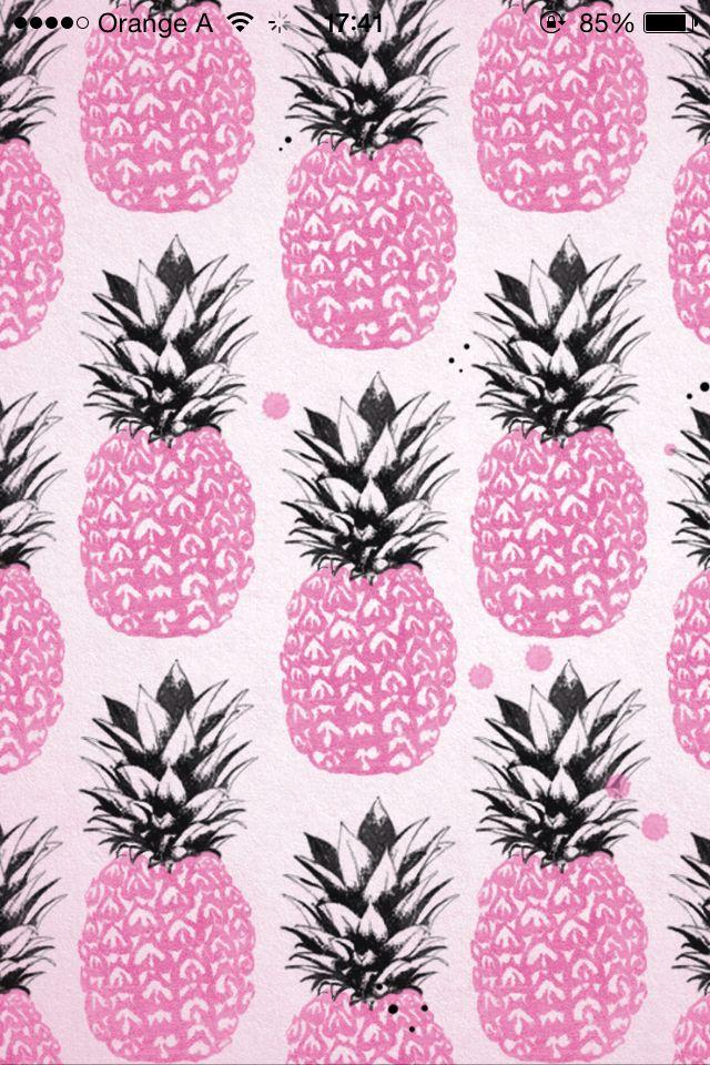 Pineapple wallpaper Pineapple wallpaper