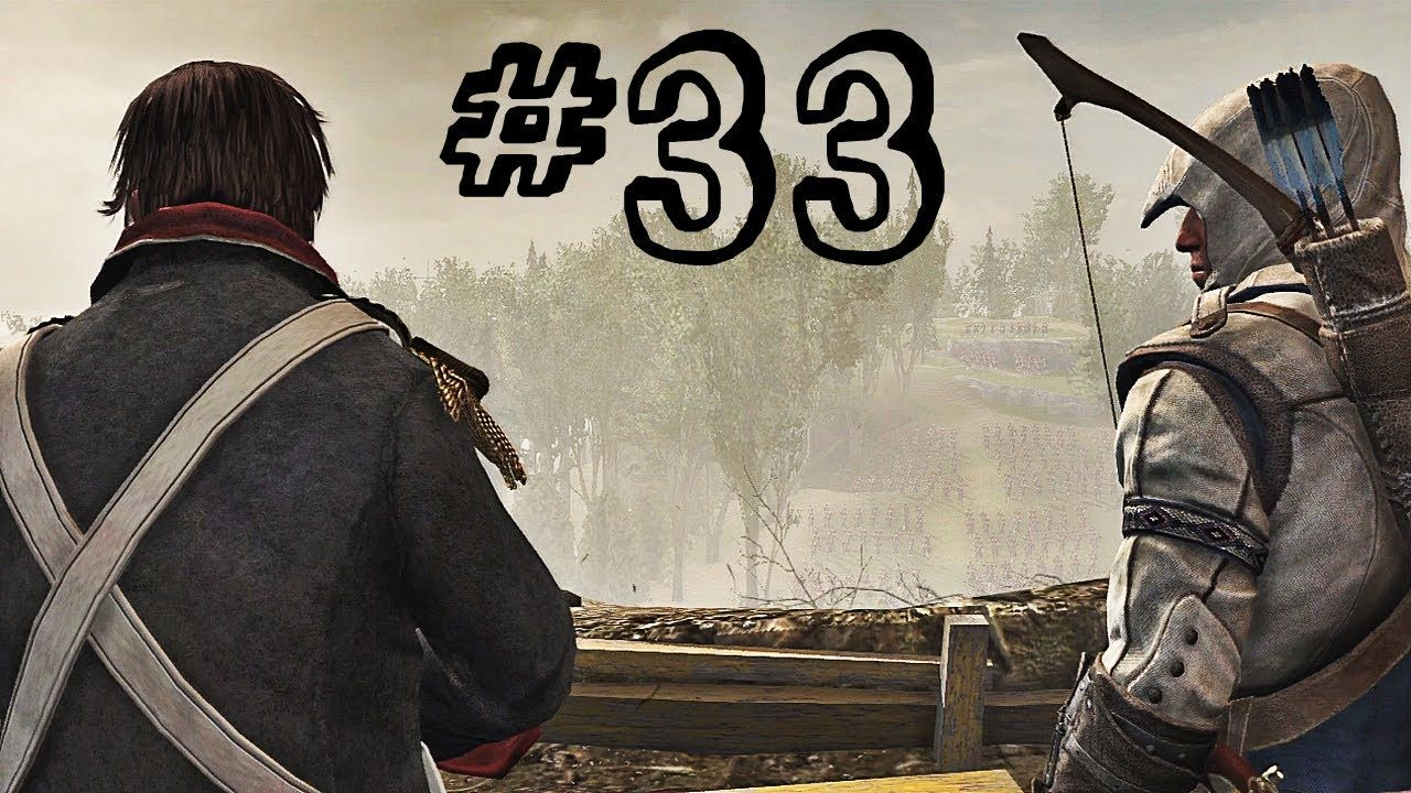 Assassin's Creed 3 Gameplay Walkthrough Part 33 Conflict