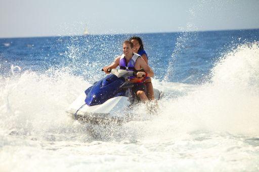 Oahu Waikiki Ocean Club Jet Ski