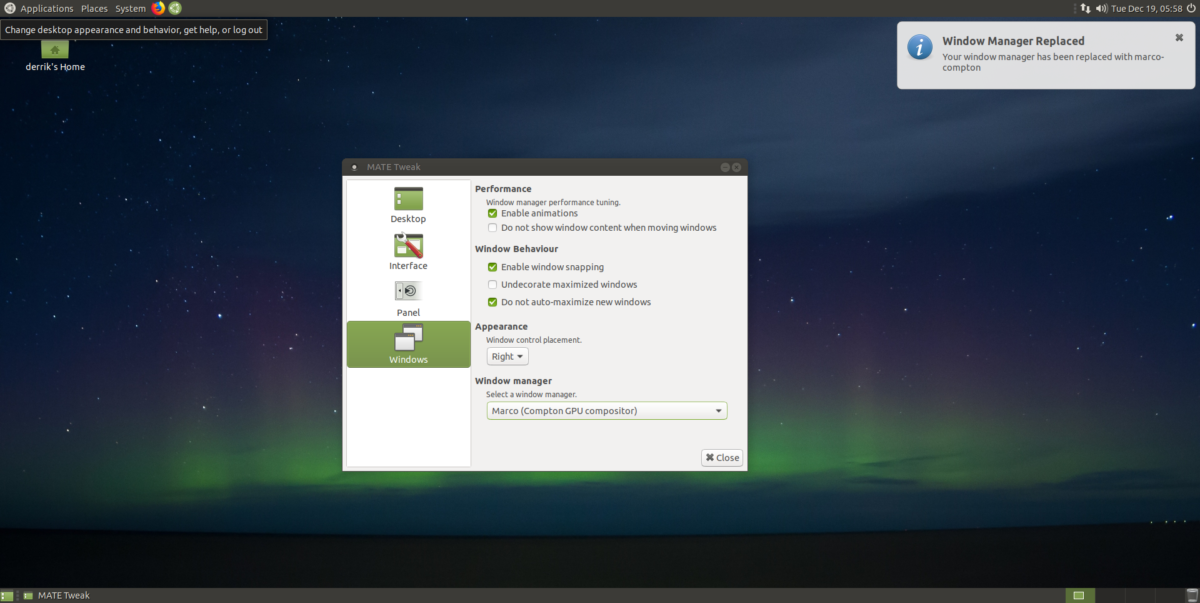 How To Get Window Compositing On Lightweight Linux Desktops