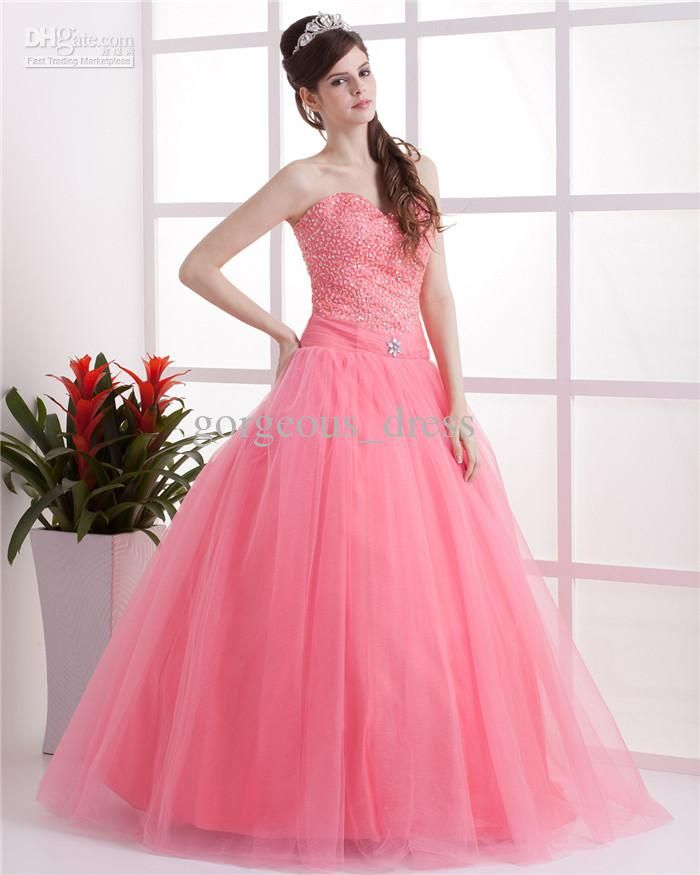 Beautiful Lady Prom Dresses A Line Sweetheart Prom Dresses Lace Up ...