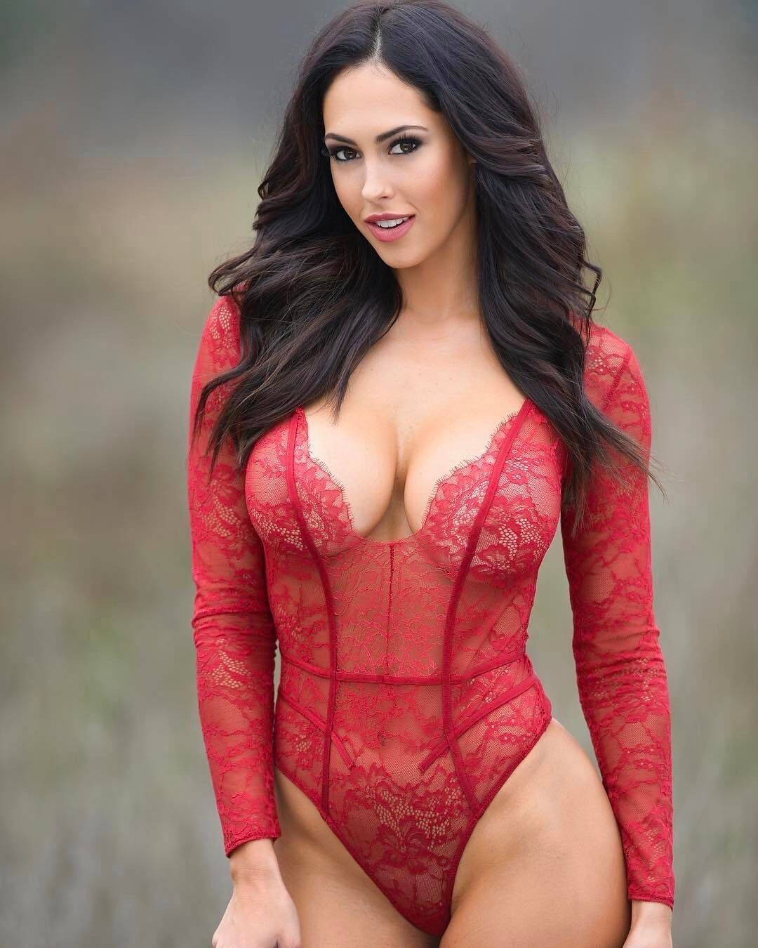 Not Amature wife see through lingerie consider, that