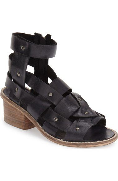 acbc9ded574 Free People  River Stone  Block Heel Sandal (Women) available at  Nordstrom