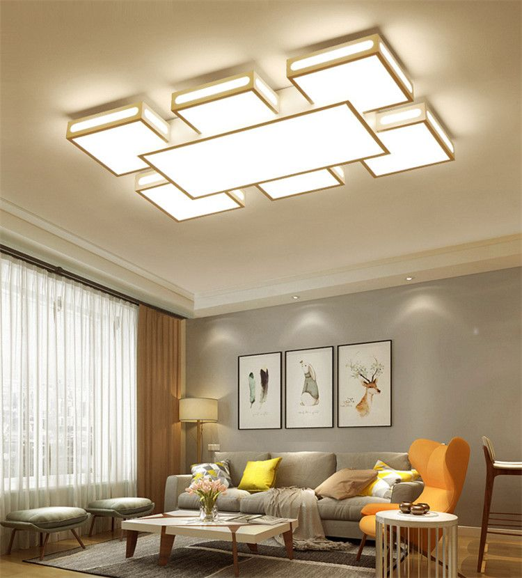 Smart Home Ceiling Light In 2020 Tall Ceiling Living Room Home Ceiling Ceiling Lights