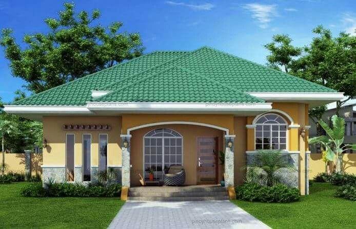 Grundrisse, Moderne Hausentwürfe, Moderne Häuser, Kleine Häuser, Moderne  Villa, Bungalow Hauspläne, Freie Grundrisse, Hausfassaden, Haus Pläne