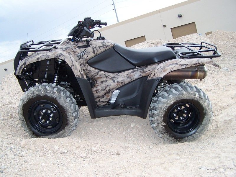 Used Honda Four Wheelers For Sale >> 2012 Honda Rancher 420fpe Super Low Miles 5 978 Used