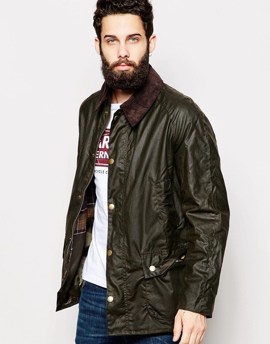 d64b1be62 Barbour Ashby Wax Jacket | Barbour | Wax jackets, Barbour ashby, Barbour