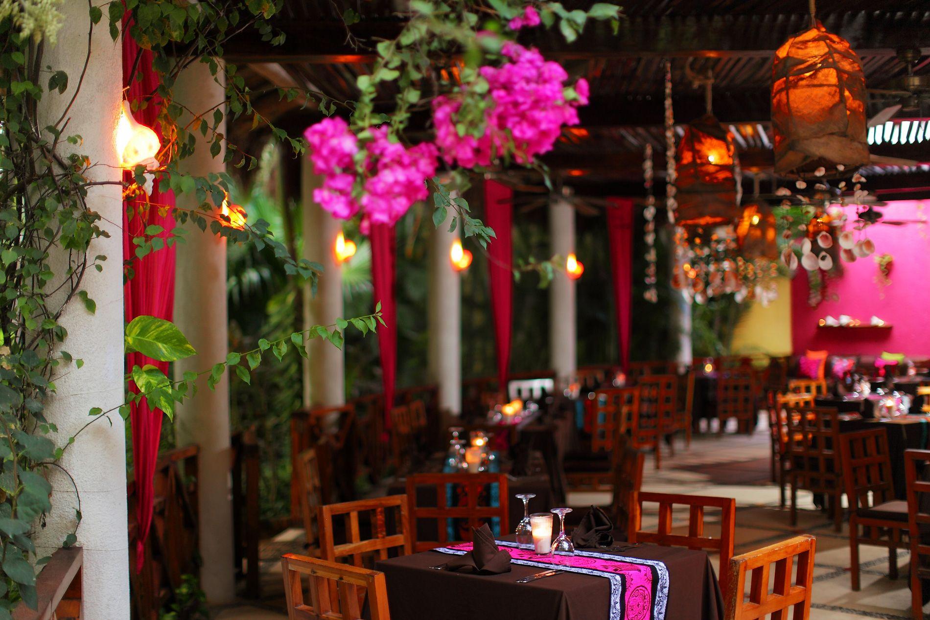 Terraza Restaurante Mexican Decor Decor Mexican Style