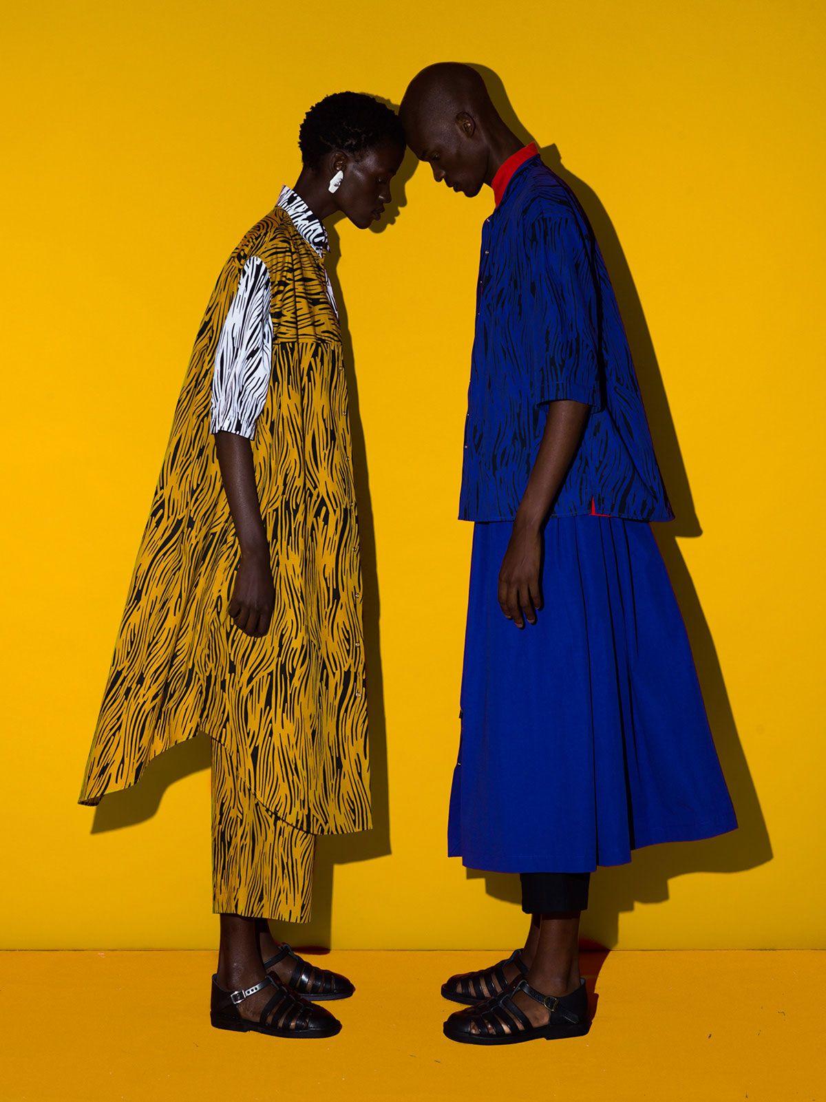 Electric Editorial by Elena Ivskaya Editorial fashion