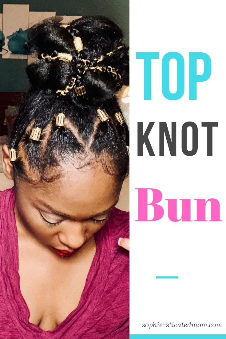 Top Knot Bun Tutorial High Bun Hairstyles Bun Hairstyles Hair Bun Tutorial