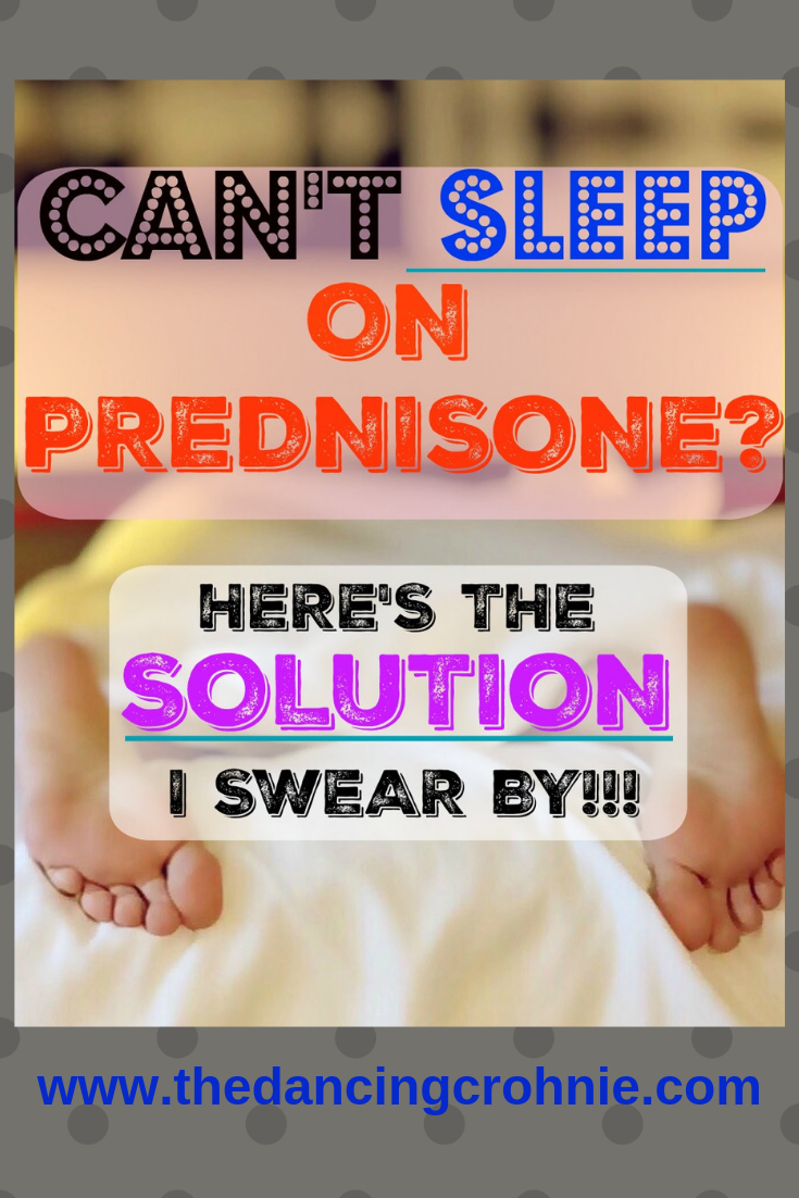 Struggle To Sleep While Taking Prednisone The Solution I Swear By Ulcerative Colitis Ulcerative Colitis Diet Polymyalgia Rheumatica