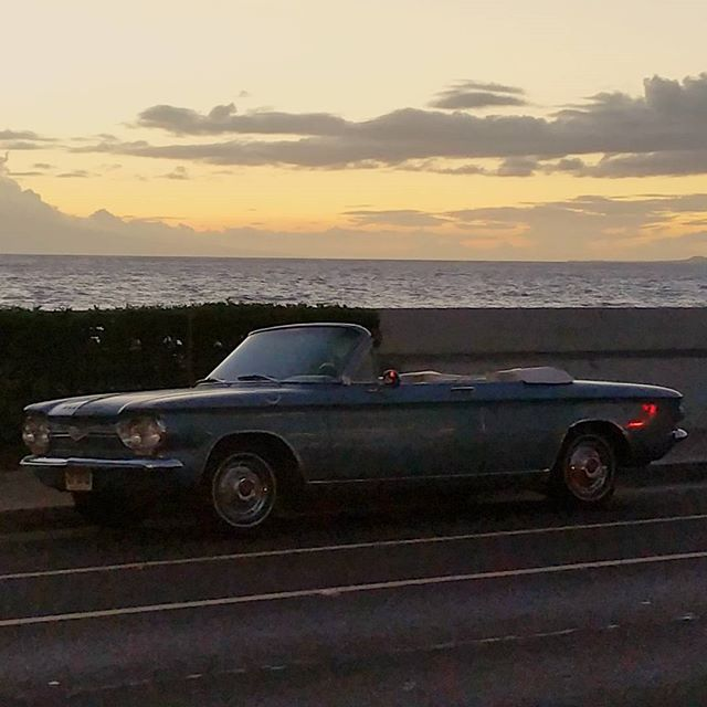 What A Great Night For A Drive! #protecautocare #classic