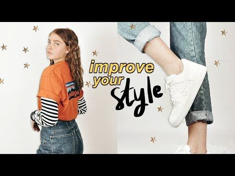 cacf0747c488 how to make your basic clothes look cute - YouTube | Fall/Winter ...