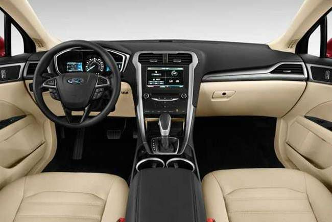 2017 Ford Fusion Sport Interior Ford Fusion Ford Fusion Custom Ford
