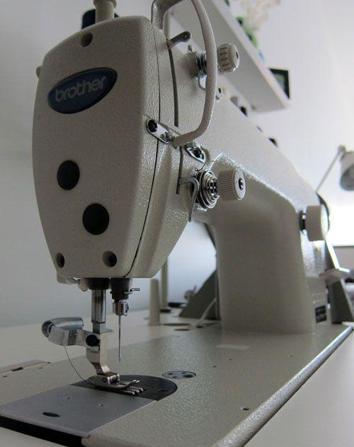 Brother Lockstitch Industrial Sewing Machine Industrial Sewing New Industrial Sewing Machine Repair