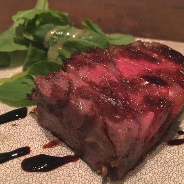 ソラマチのお店に食べに行きました♪ #肉  #お肉  #ソラマチ #ステーキ  #food