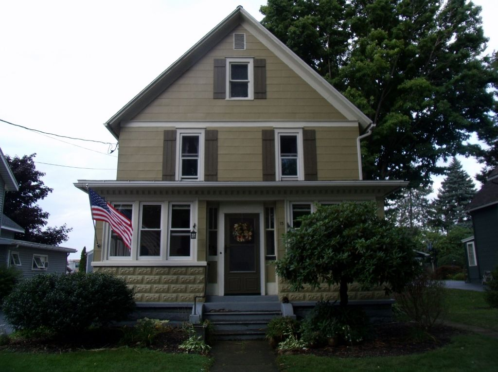 victorian house porches simple victorian 1907 with enclosed porch fresh coat of paint