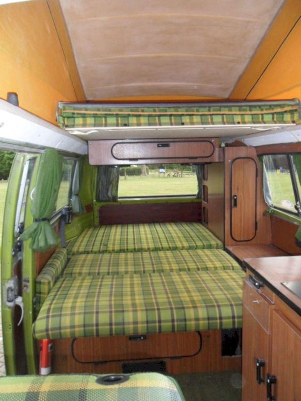 16 Campervan Interior Design Ideas Campervan interior Interiors