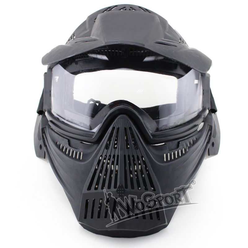 masque de protection militaire