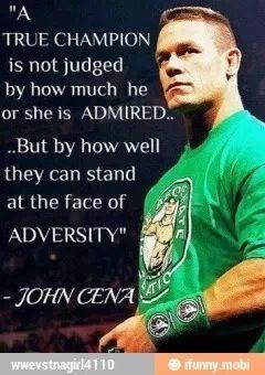 Wwe Quote John Cena John Cena Quotes Wwe Quotes John Cena