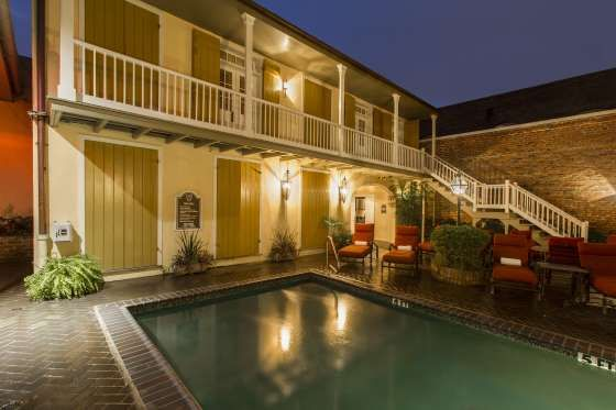 Dauphine Orleans Hotel New Has No Shortage Of Haunted Locales But