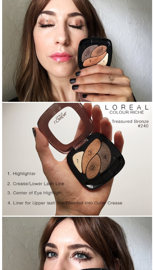 Hello to Beauty - Nikki DeRoest - L'Oreal palette