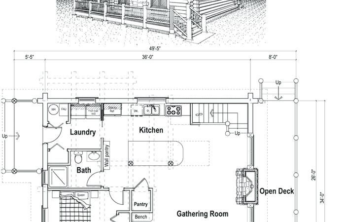 living in a tiny house the plans you need to see on small laundry room floor plans id=16033