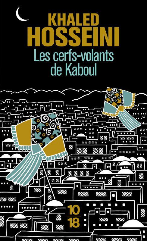 Les Cerfs-volants De Kaboul : cerfs-volants, kaboul, CERFS-VOLANTS, KABOUL, Khaled, HOSSEINI, Volant,, Hosseini,, Livre