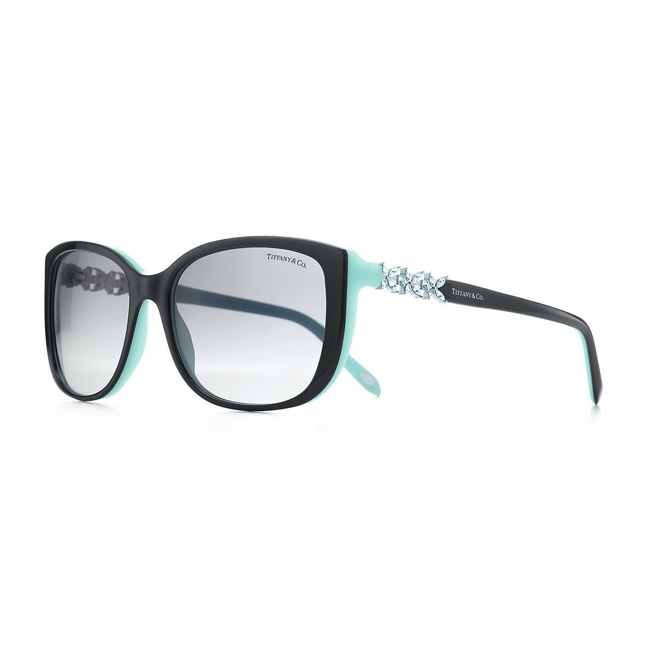 4fdaa66056 Tiffany Victoria™:Square Sunglasses | Fashion | Gafas de sol, Gafas ...