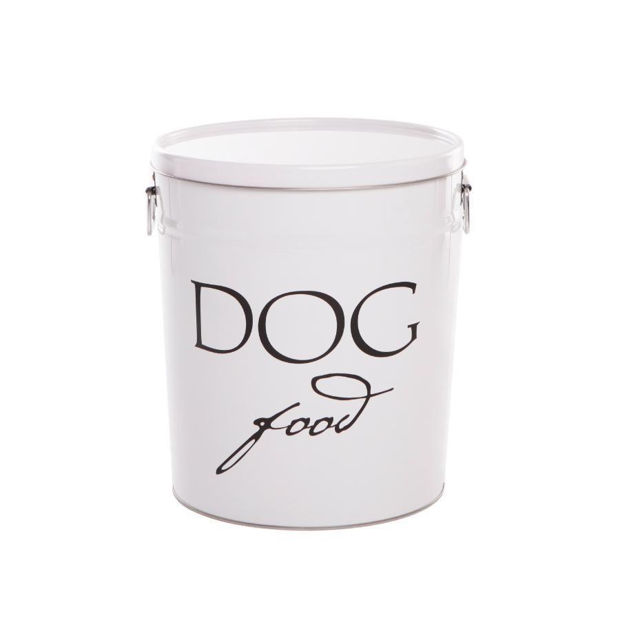 Classic food storage canister dog food storage dog food