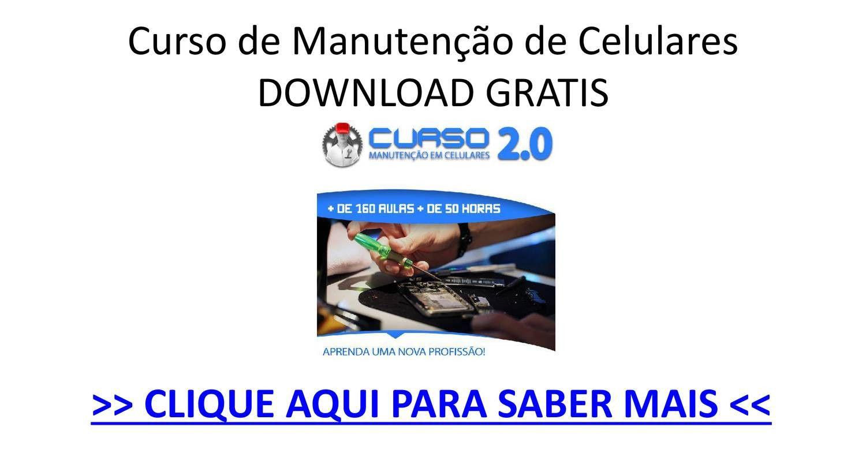 Pin De Marketing Online Em Marketing Digital Curso De Manutencao