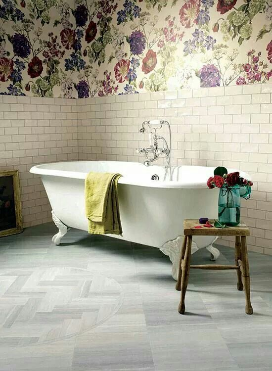 Someday! (con imágenes)   Azulejos cuarto de baño
