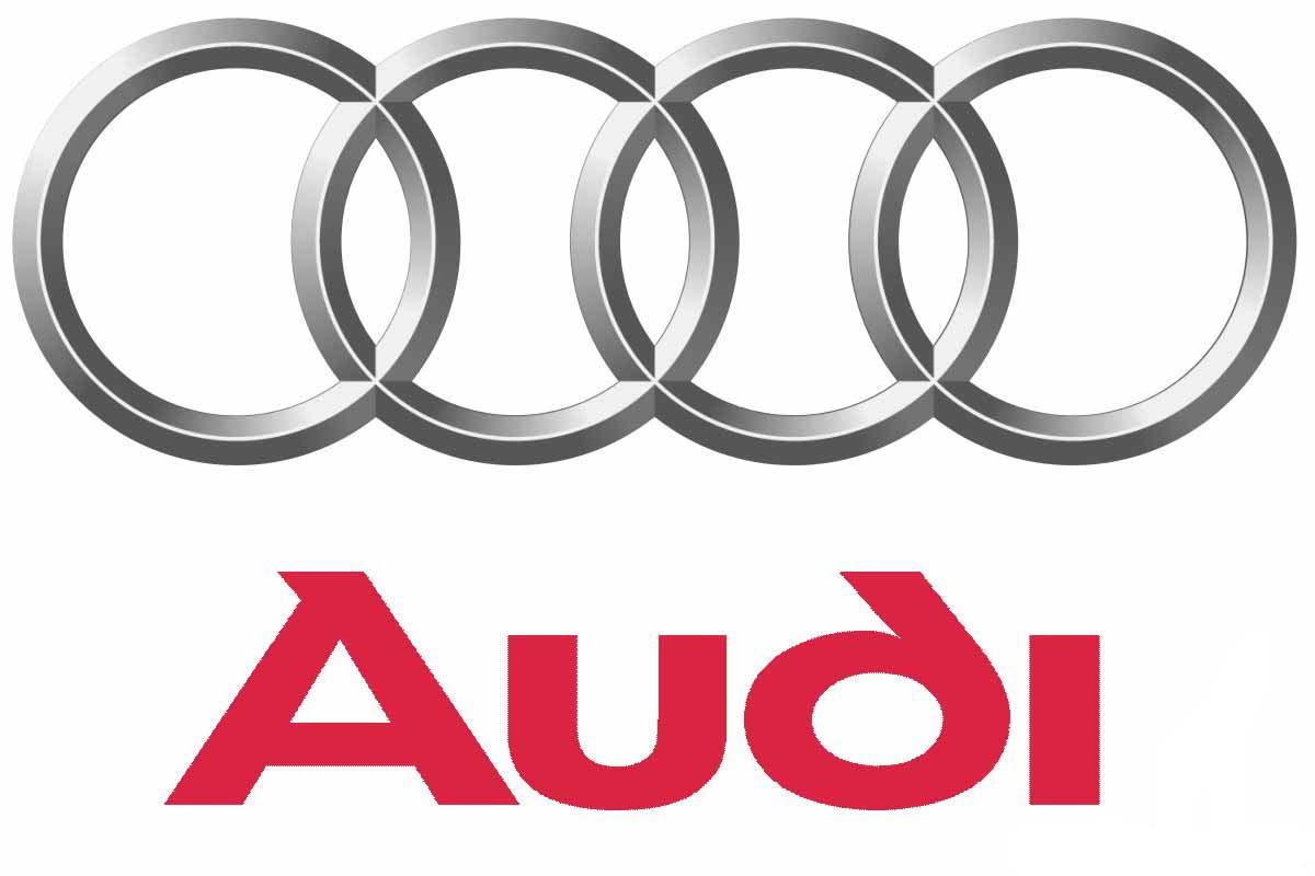 Logo Audi Ag 1985 Automarken Logos Audi Logo Audi