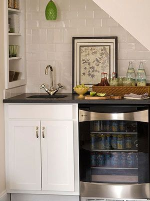 10 tips to know before remodeling your basement kitchen under stairs basement remodeling on kitchen under stairs id=83047