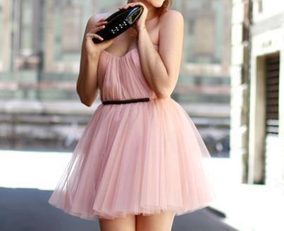 Vestido Color Palo De Rosa Vestidos Color Rosa Vestido