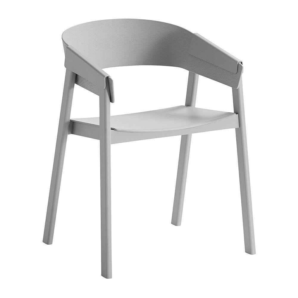 Muuto - Cover Stuhl - Grau Jetzt bestellen unter: https://moebel ...