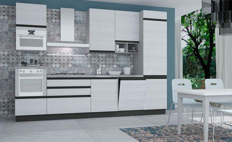 Cucine Di 3 Metri Lineari In Diversi Stili Mondodesign It Home Decor Home Kitchen