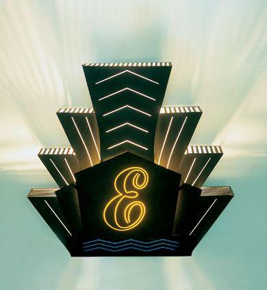 Art Deco / Theater Light