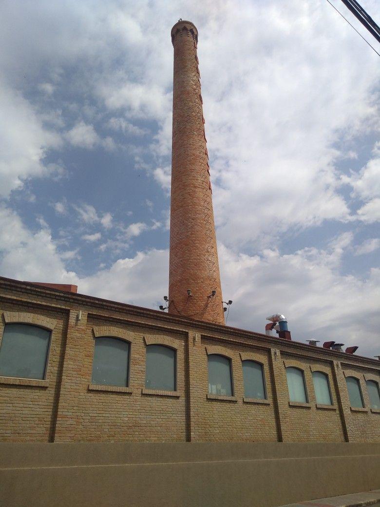 Torre Da Fabrica Nossa Senhora Mae Dos Homens Porto Feliz Br 08