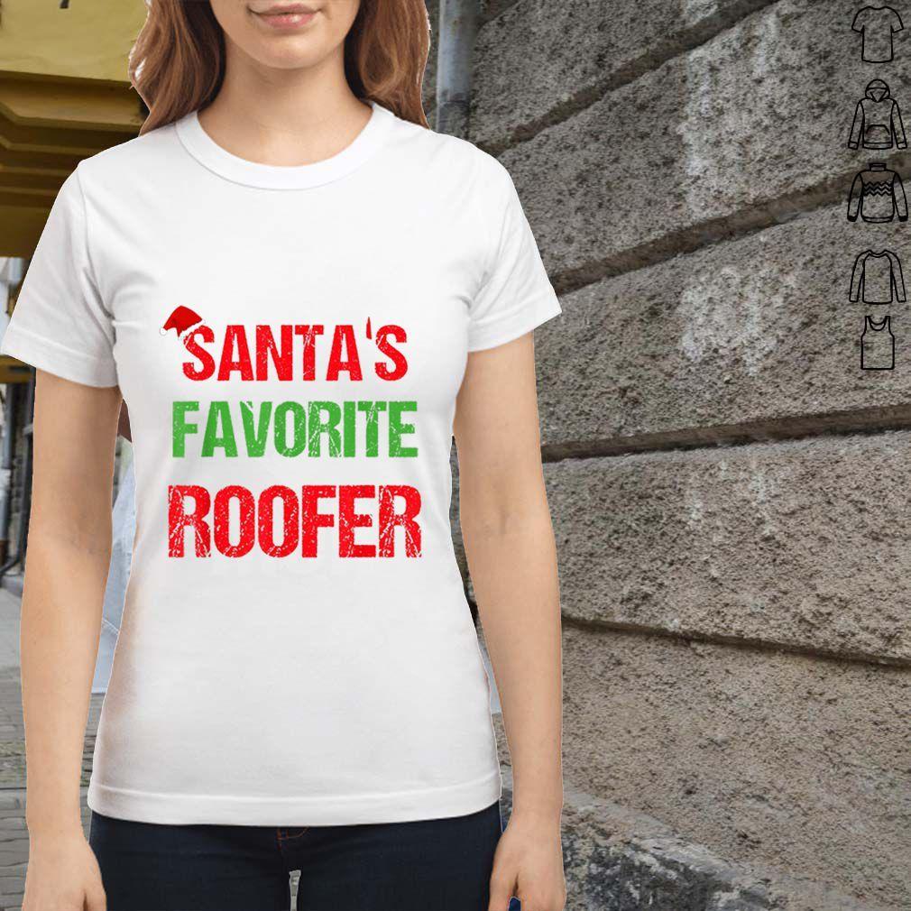 Top Roofer Funny Pajama Christmas Gift shirt, Hoodie