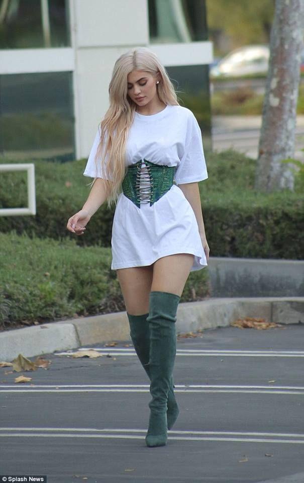 caitlin8988 Kylie Jennermi Niña ! Pinterest Moda para