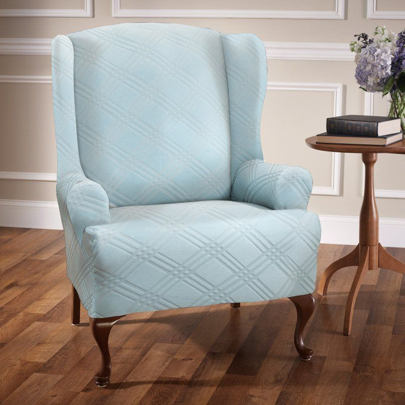 Stretch Sensations Double Diamond Wing Chair Stretch