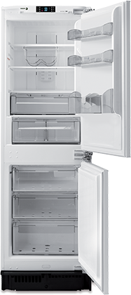 Integrated 24 Inch Refrigerator Fagor Kitchen