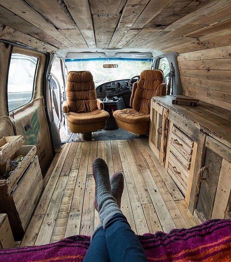 15 Classy Van Life Interior Ideas Camper Interieur Vintage Camper Interieur Camper