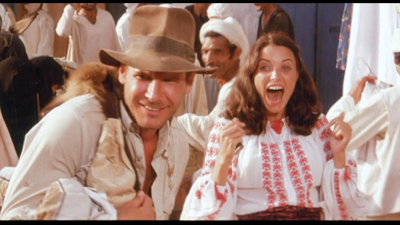 Indiana Jones Raiders Of The Lost Ark Outtakes Deleted Scenes Indiana Jones Indiana Jones 1 Scenes
