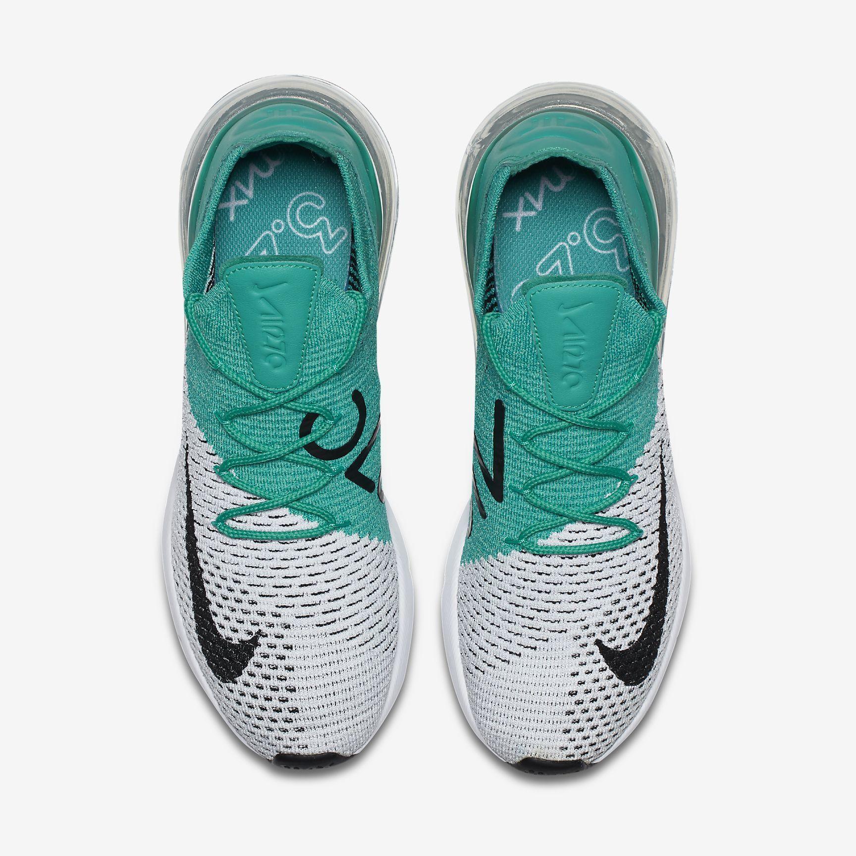 3f4305d86c Nike Air Max 270 Flyknit Women's Shoe | Footwear Inspiration | Nike ...