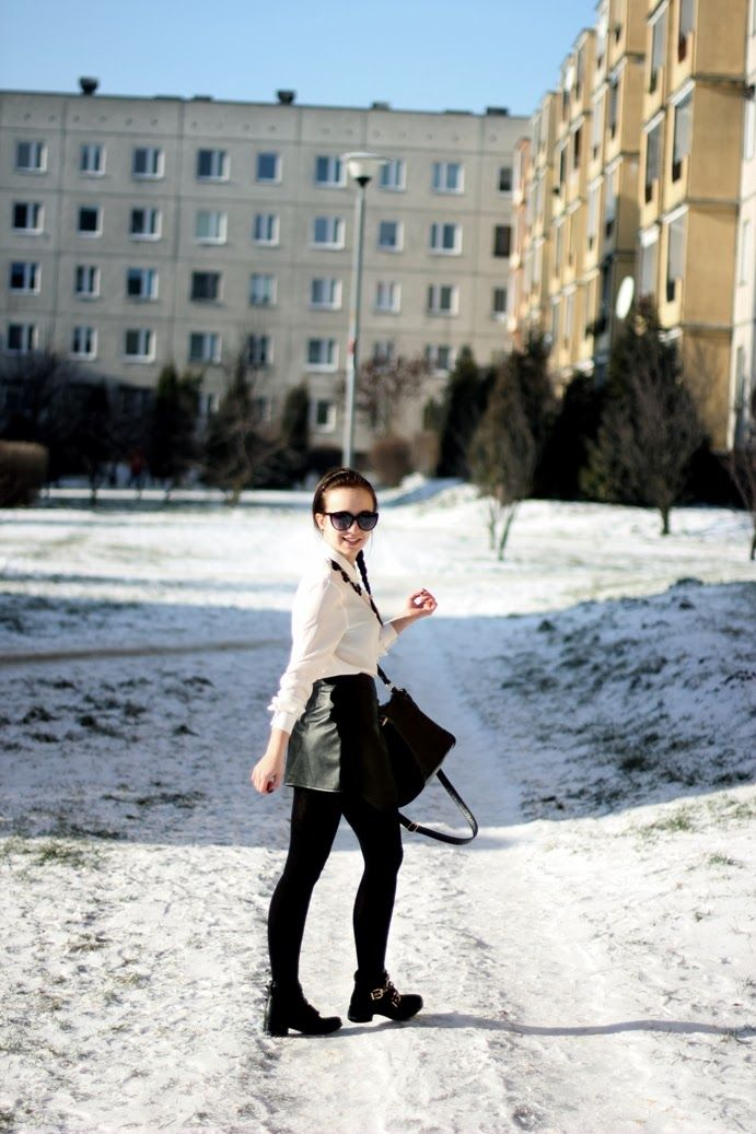 Kinga Majewska Dla Lille Fashion 25 01 2014 Winter Winter Fashion 25th