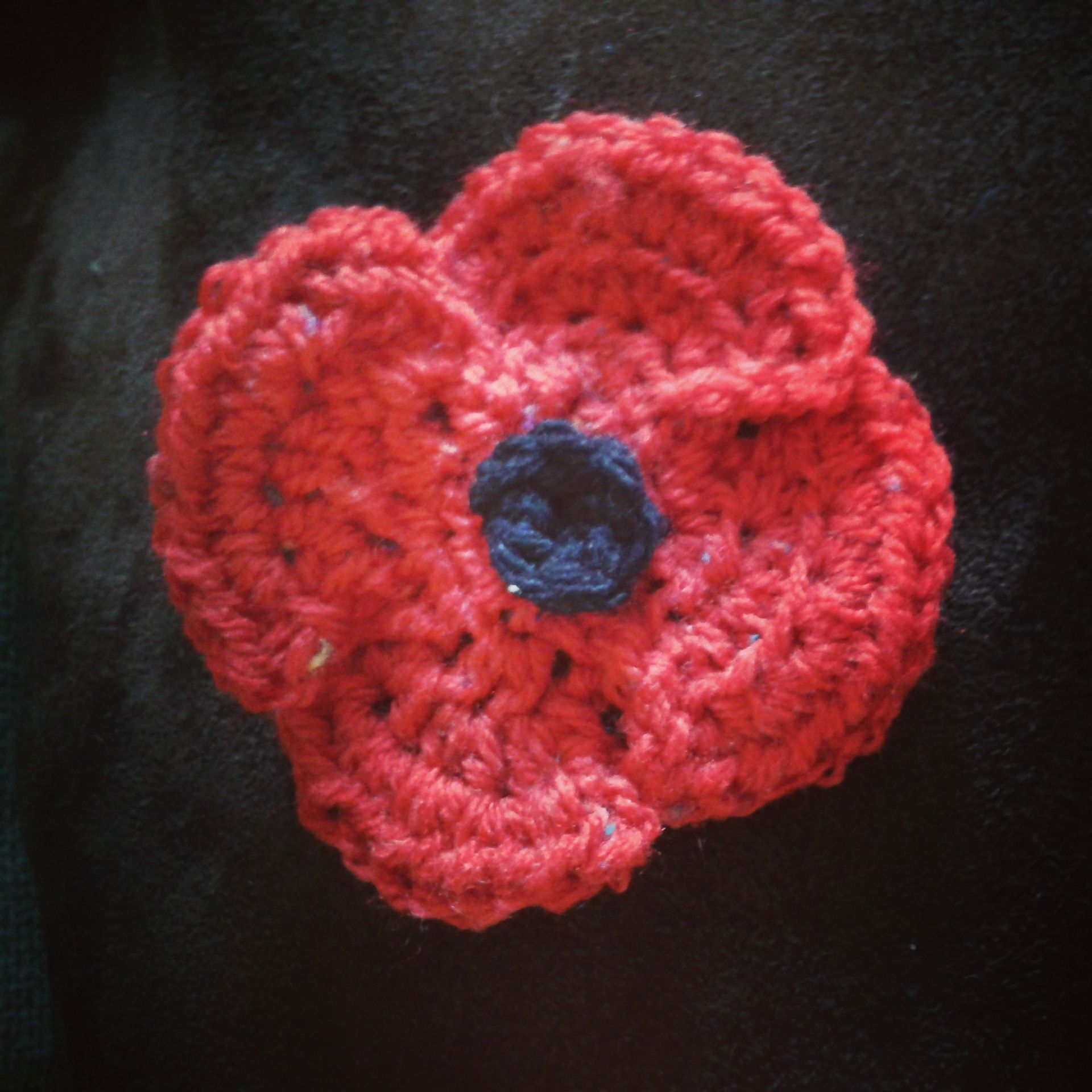 Crochet poppies pattern ok so we were asked to do a few poppies crochet poppies pattern ok so we were asked to do a few poppies most of bankloansurffo Image collections