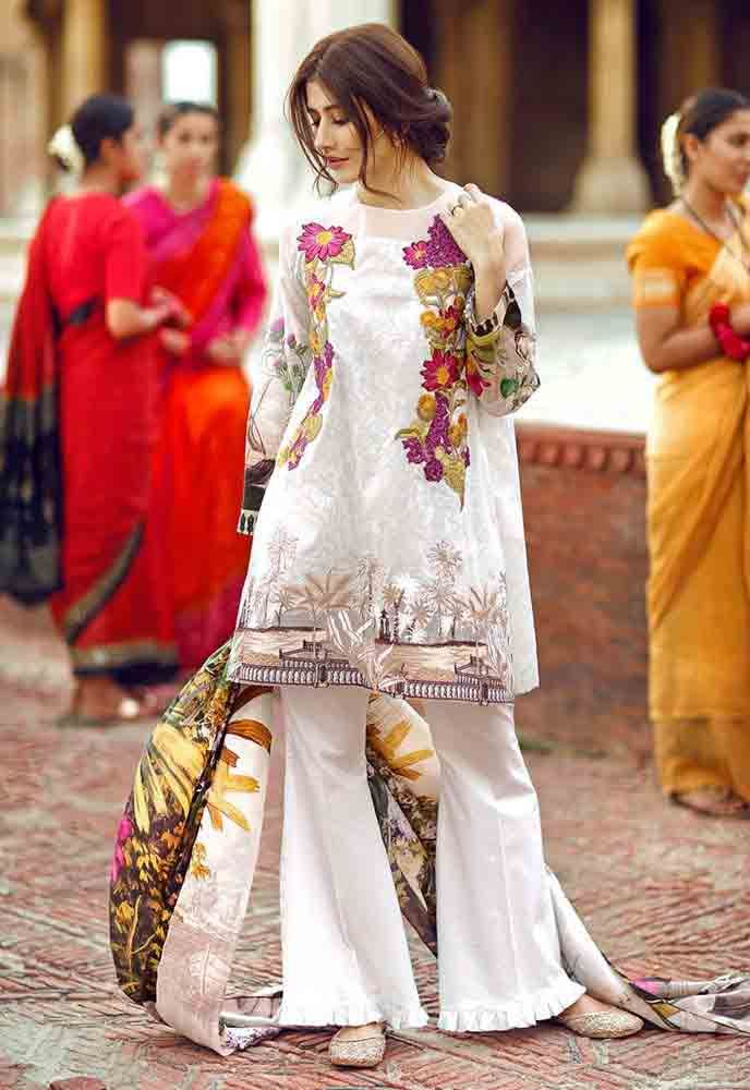 latest pakistani eid dresses for girls in 2019  pakistani
